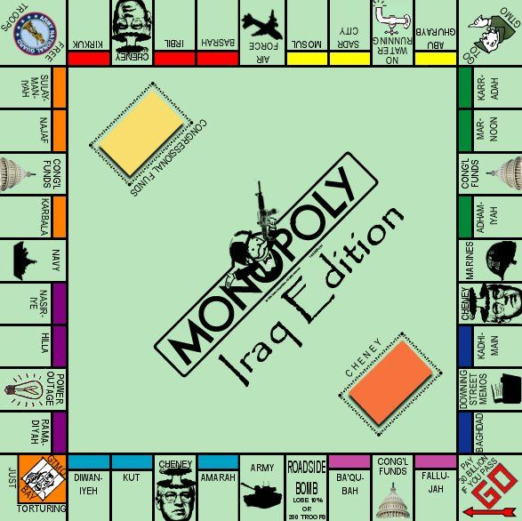Monopoly Goes Sexual