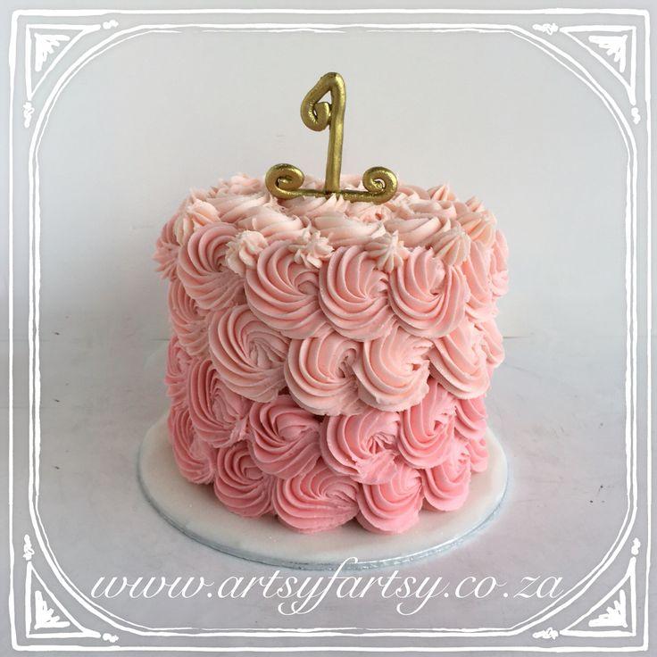 1st Birthday Smash Cake #1stbirthdaysmashcake