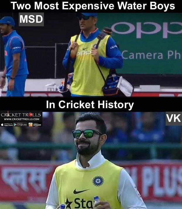Anything for True Spirit Of Cricket :) #Respect For more cricket fun click: http://ift.tt/2gY9BIZ - http://ift.tt/1ZZ3e4d