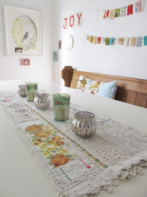 Table Runner Diy! Must Make This