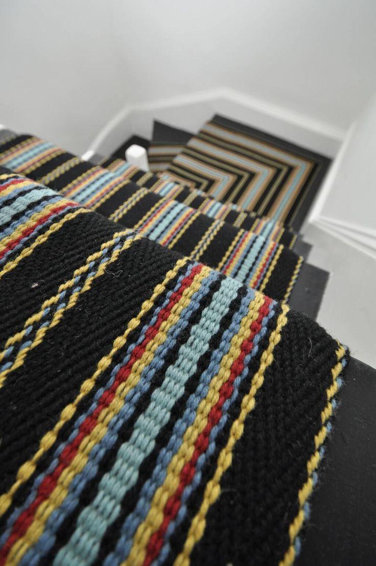 Best 2 37 Flatweave Stair Runners Off The Loom Ridley 6 400 x 300