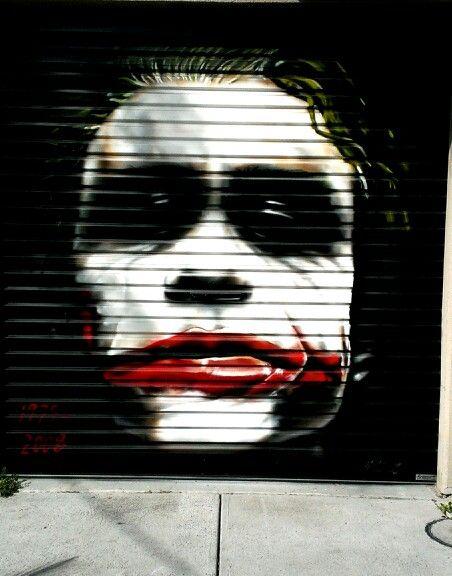 Port Melbourne Graffiti, LOVE IT!