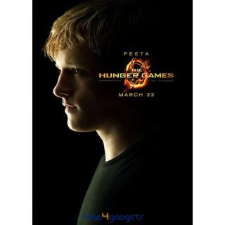 Συλλεκτική Αφίσα Peeta Mellark - Hunger Games - αυθεντικό προϊόν, περιορισμένη έκδοση, μόνο για 2,500 κομμάτια με μέγεθος (68,6 x 101,6).  by #mad4gadgets (www.mad4gadgets.gr) #hungergames