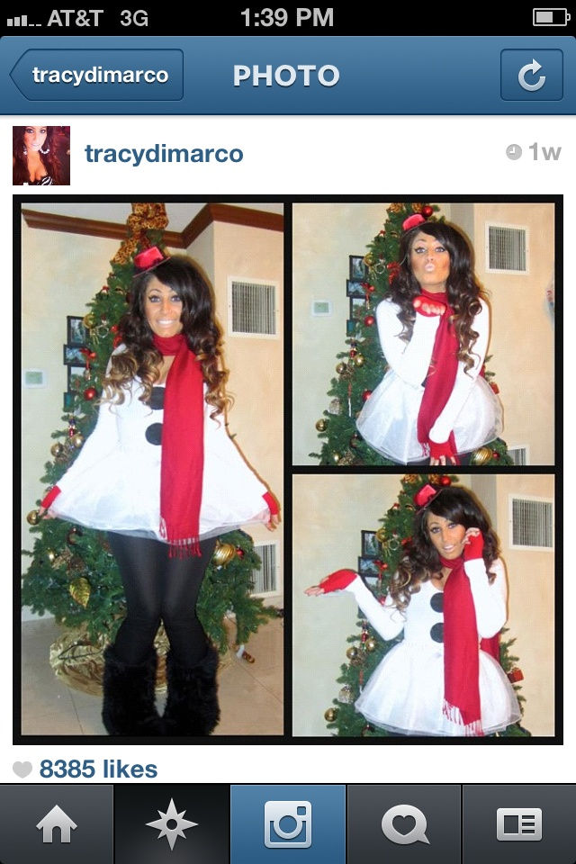 Tacky sweater idea! I would TOTALLY wear this!