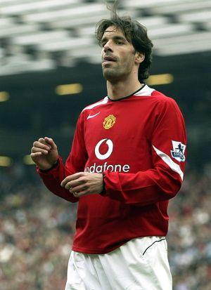 Ruud Van Nistelrooy - Den Bosch, Heerenveen, PSV Eindhoven, Manchester United, Real Madrid, Hamburg SV, Malaga, Netherlands.