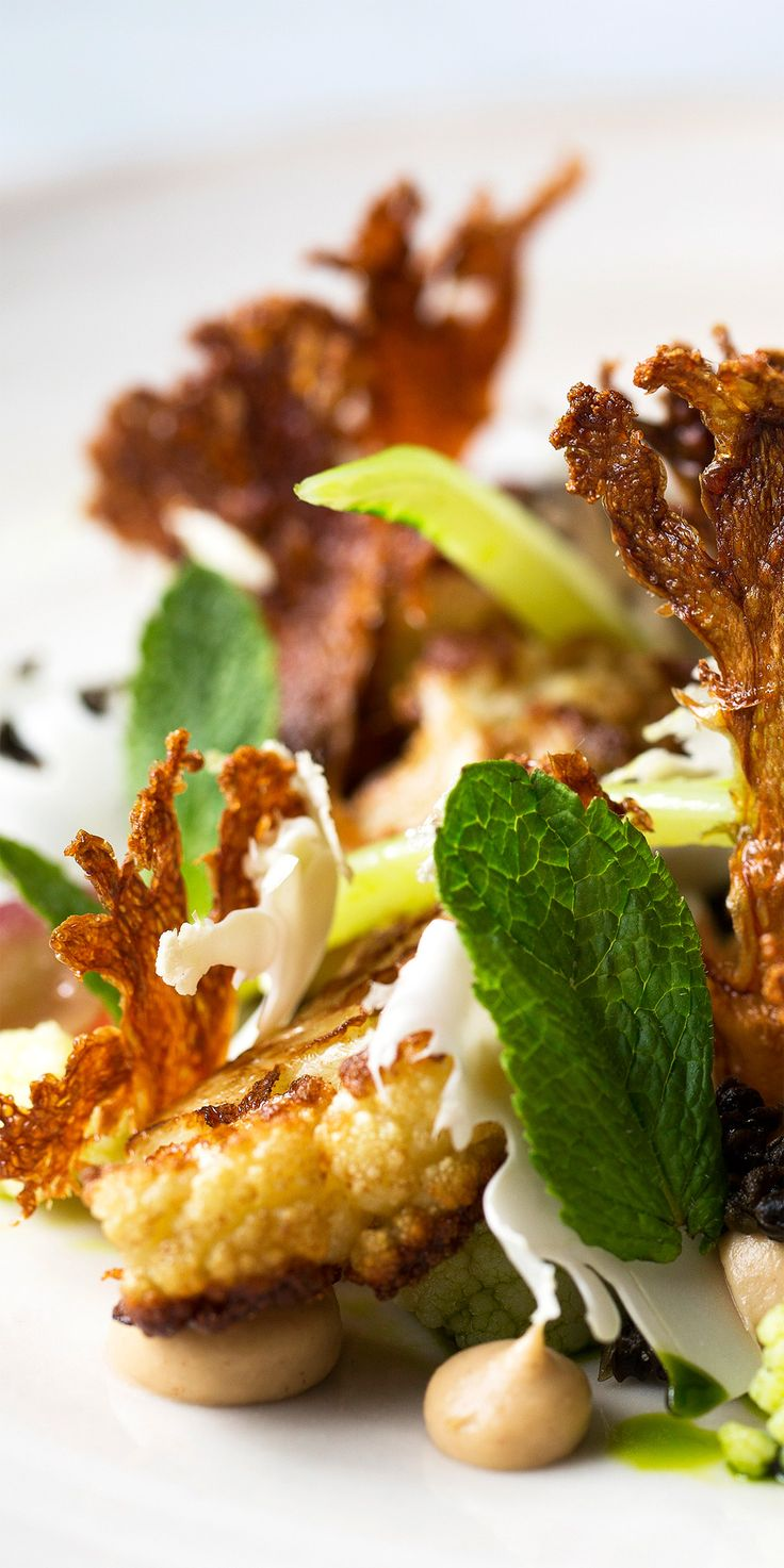 Aromatic homemade raisins and crispy cauliflower slices are just a couple of the cheffy tricks Lee Westcott employs in his signature yeasted cauliflower recipe.