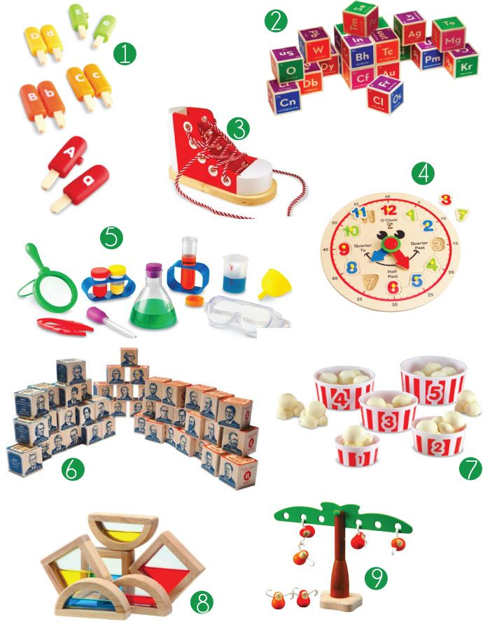Our favorite learning games for toddlers on up!