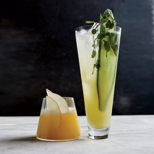 Find delicious, easy mocktail recipes if you're giving up alcohol for Lent including cucumber and mint virgin mojitos and hot toddies made with black tea.