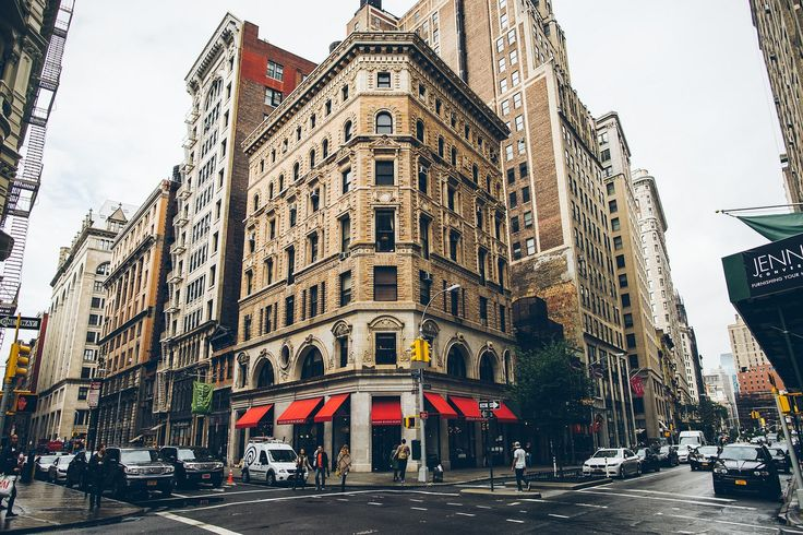 #arquitetura #newyork #enquadrar