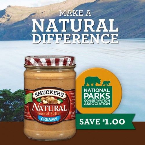 Help Support National Parks When You Buy Smucker's Peanut Butter!  #ad #MC