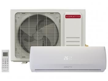 Ar-condicionado Split Agratto 18.000 BTUs Frio - Confort Fit FIT18F