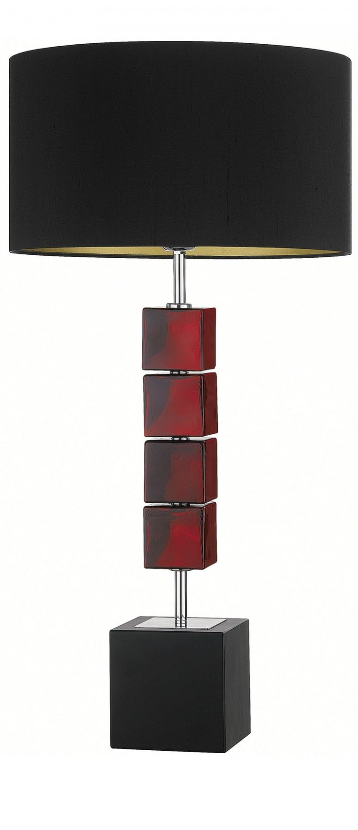562 best Table Lamps images on Pinterest | Contemporary table ...
