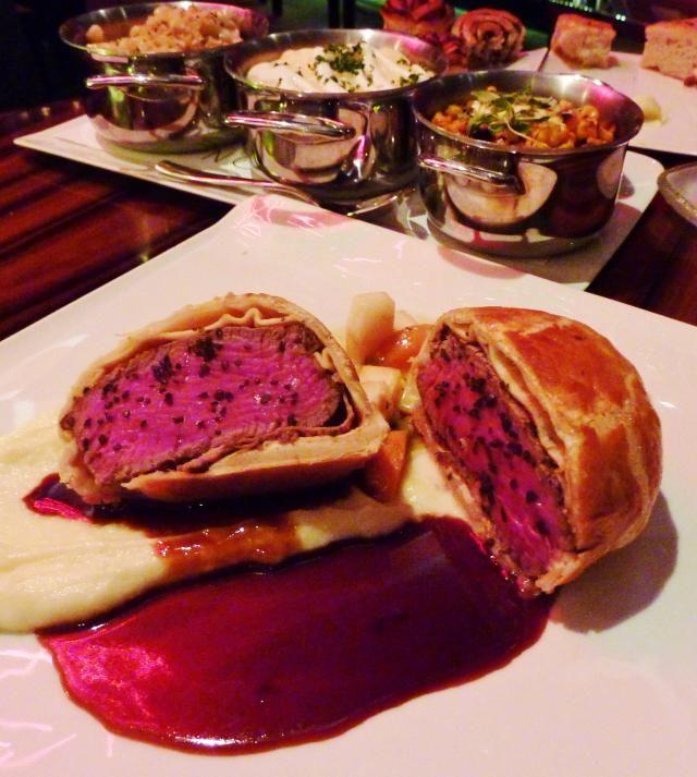 The 20 Best Restaurants in Las Vegas: Best Restaurants in Las Vegas: Gordon Ramsay Steak at Paris Las Vegas
