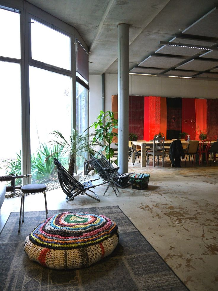 Ecomama Green And Conscious Boutique Hostel In Amsterdam