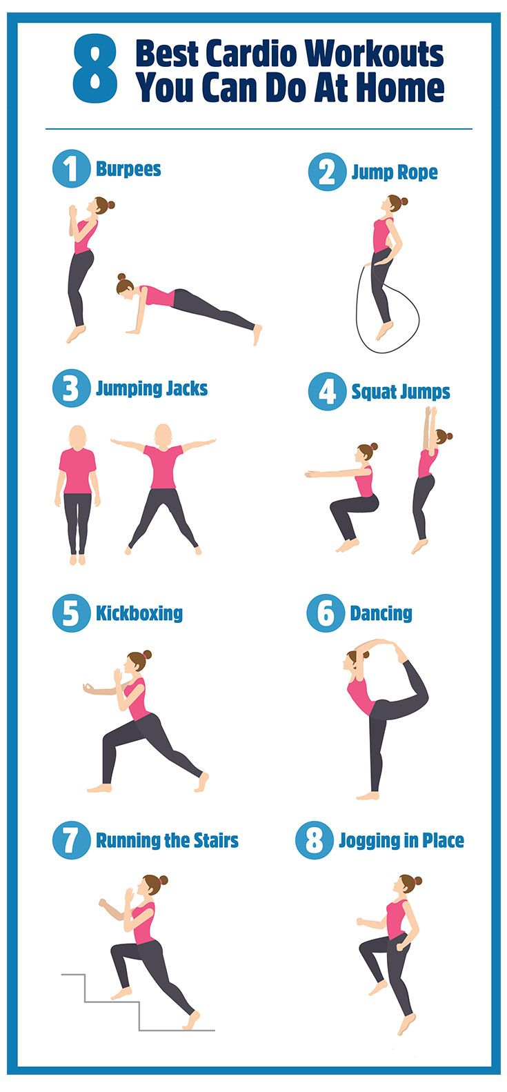 Pin On At Home Workout Programs