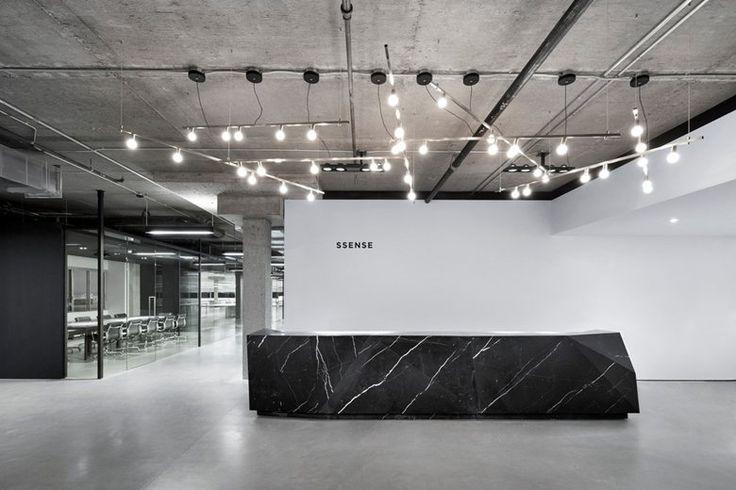 SSENSE, Montréal, 2014 - Humà Design