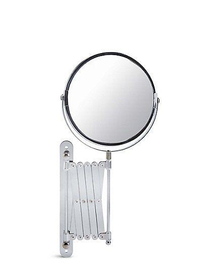 Round Extendable Mirror   M&S