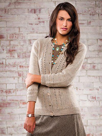 Knitting - Weekend Cardigan - #EK00620
