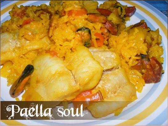 Los propoints De Soul: Paella Soul