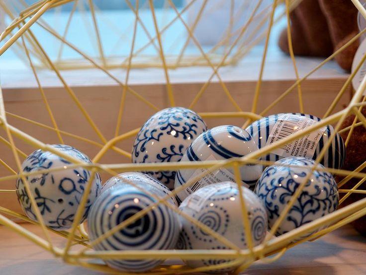 Καλαθάκι για τα πασχαλινά αβγά σας και όχι μόνο...