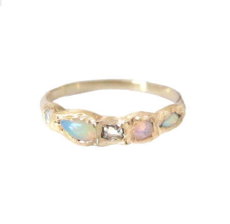 Misa Mermaid Ring
