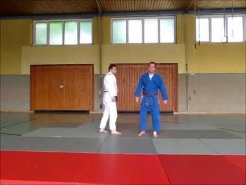 Judo Video 6 Würfe für den gelb-orange Gurt - YouTube