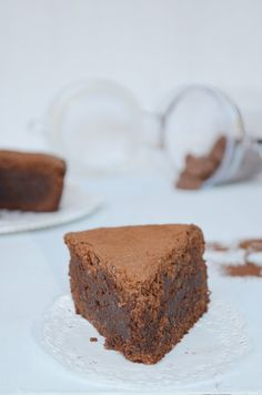 Chocolat e la torta di Vianne (cioccolato e mandorle)