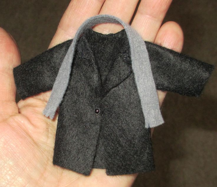 Watson's coat