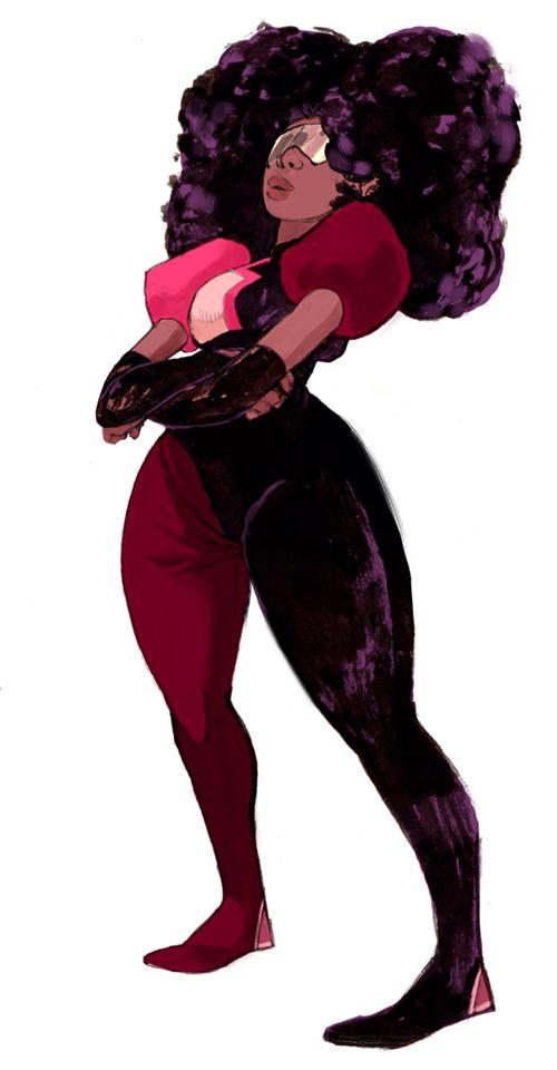 Garnet-Steven Universe
