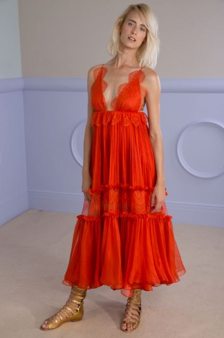 MYRH midi dress