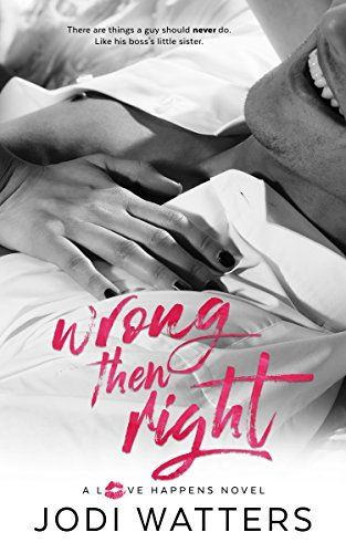 Check Out This Featured #Romance Book - Wrong then Right by Jodi Watters    http://shrs.it/1d2rk    Hope Coleson is having a doozy of a day.  Wrongly terminated from her menial waitressing job? Check  Abruptly evicted from her run down apartment with prime views of a graffiti painted dumpster? Double check.  Thoroughly bedded by a smoking hot man with smooth moves and zero communication skills? Triple X check.  And it doesn't end there. Estranged family members are showing up like bad…