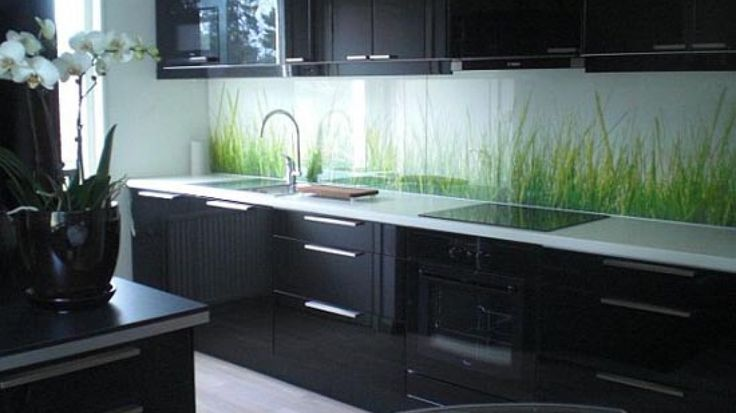 Contemporary Style Kitchen Cabinet Ideas Black 1 | Room Ideas