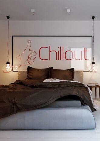 Bedroom design in Katowice POLAND - archi group. Sypialnia w Katowicach.