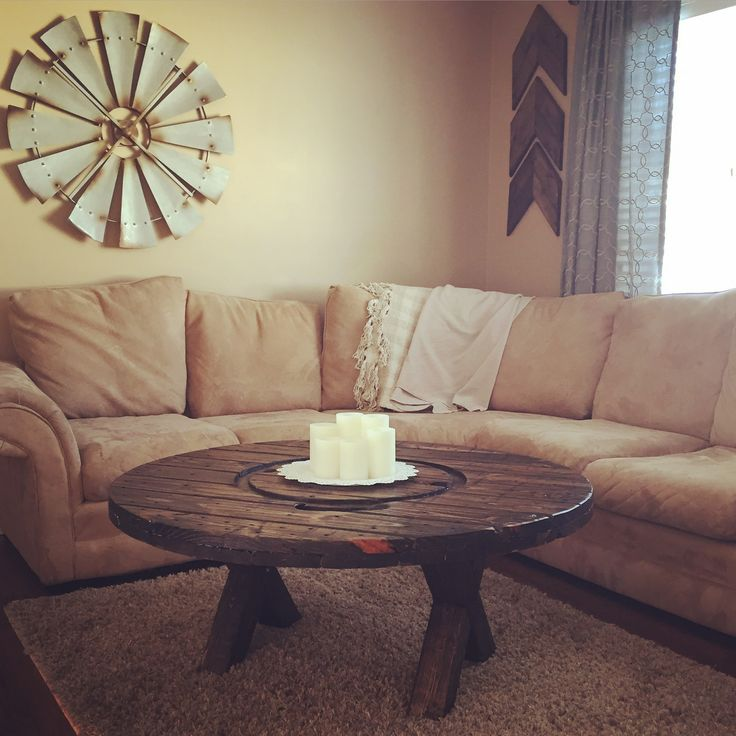 Cable Spool table DIY                                                                                                                                                      More