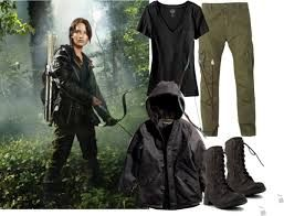 You may want to dress up as Katniss or some other popular characters from the movie for Halloween.