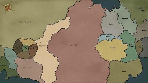 Map of FMA world | Fullmetal alchemist, Fullmetal ...