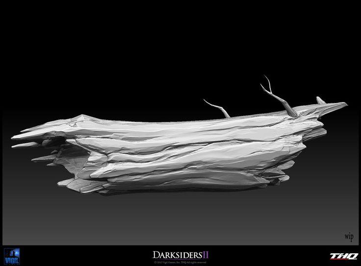 Yan Chan: 3d Artist   Darksiders II Gallery1