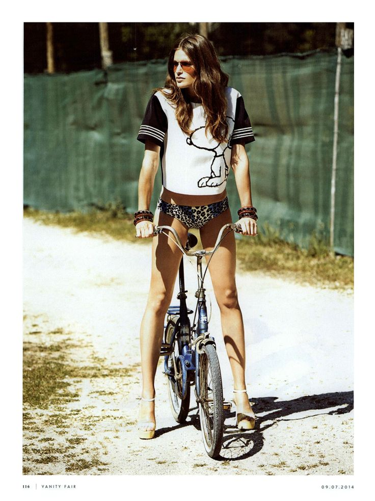FAY for VANITY FAIR - 2014. Women's Spring - Summer 2014 collection - Shirt.