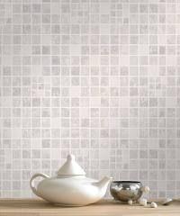 Contour 18092 Earthen Mid Grey Wallpaper