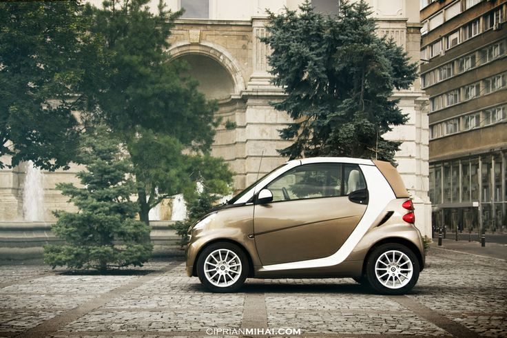 Smart Cabrio by Ciprian Mihai, via 500px, my real car