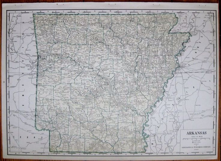 Best Map Of Arkansas Ideas On Pinterestno Signup Required - Map from 1940 us
