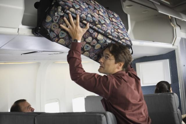 Find the size and weight limits for carry-on bags on specific airlines before you start to pack for your trip.