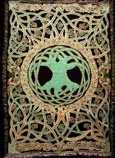 Significado de los árboles   Abedul:el principio de las cosas. Se utilizaba para purificar.   Serbal: protección.Aleja las influencias malignas.   Fresno:el árbol de la vida. Tiene poderes mágicos.     Sauce:el equilibrio emocional y la regeneración.   Roble:árbol sagrado. Señor del bosque. El poder y la fuerza.   Acebo:símbolo de lucha y protección. Para eso es el acebo que se pone en las puertas en Navidad,para proteger.   Avellano: símbolo de s