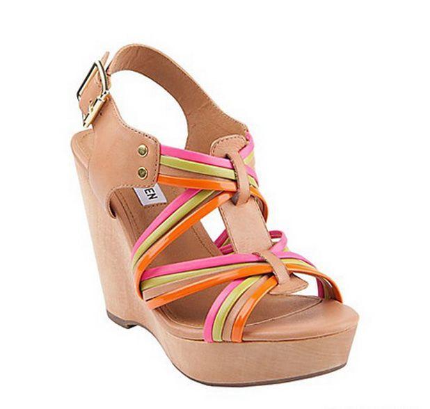 Steve Madden Shoes Spring/ Summer 2012 Collection