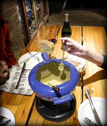 Delheim Estate all jazzed up with Cheese Fondues + GIVEAWAY