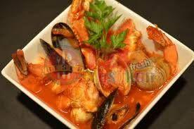 Resep Masakan Laut