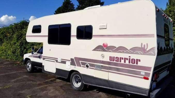 1991 Winnebago Warrior In Vancouver Wa Winnebago Vancouver Warrior