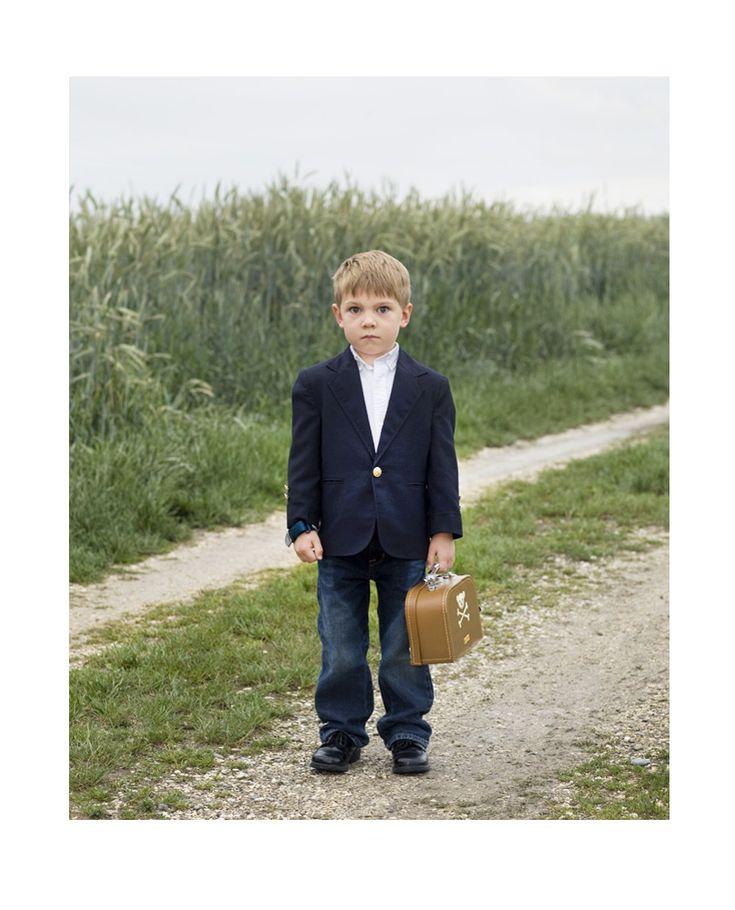 Kids Portraits by Albrecht Tubke