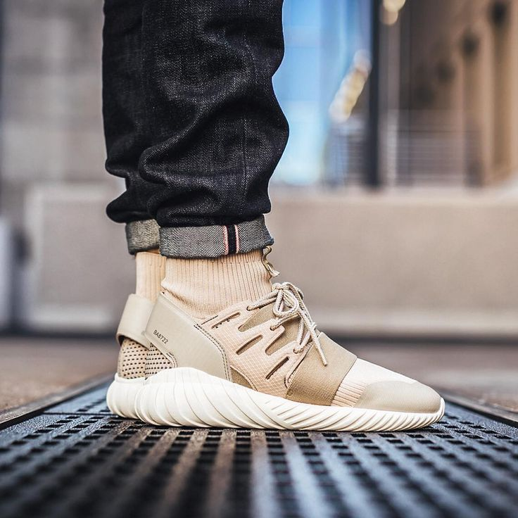A Detailed Look At The adidas Tubular Doom Primeknit