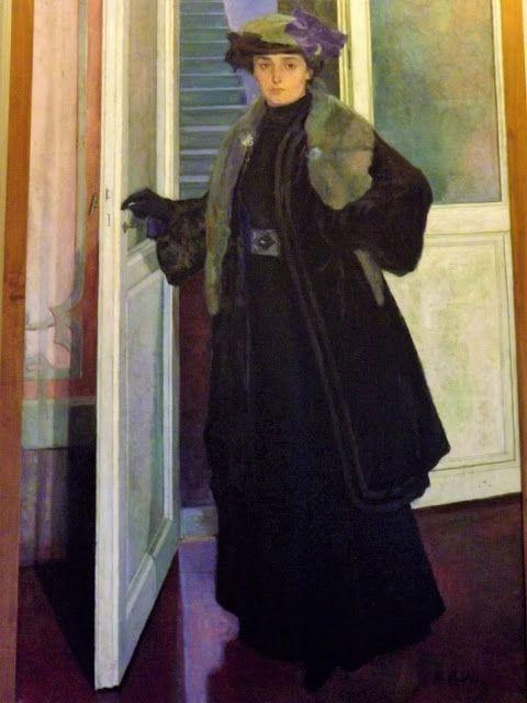 Desde el Renacimiento hasta nuestros días: Elisabeth Chaplin (Fontainebleau 1890-Florencia 1983)